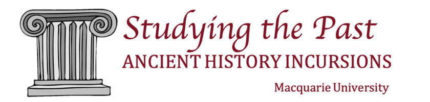Studying The Past Logo