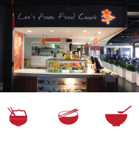 Lee's Asian Food Court