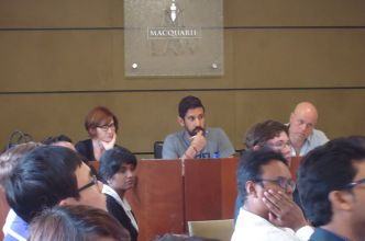 Esteemed judges: Mrs Judith Preston, Mr Paul Govind, Mr George Tomossy