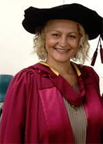 Dr Ekaterina Todarello