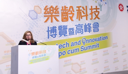 Professor Westbrook delivers keynote address at the Healthy Ageing Summit, Hong Kong