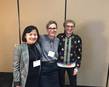 Macquarie Linguistics at AAAL 2019 and TESOL Convention 2019
