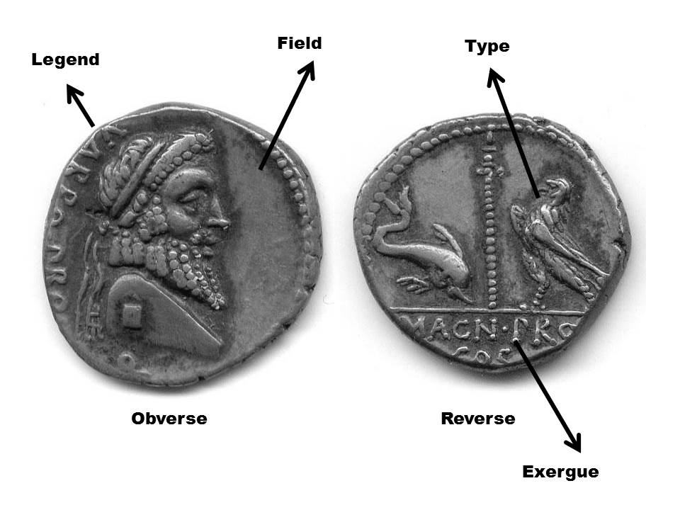 Coin features | © ACANS RRC447