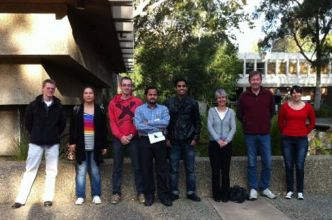 Meeting at the ANU