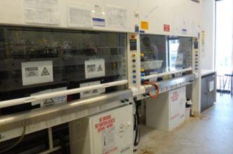 Research labs shut down