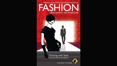 CAVE Book: Fashion: Thinking with Style (2011), Ed. Jeanette Kennett and Jessica Wolfendale