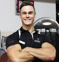 Health Club Weight Loss Warriors Trainer Robbie