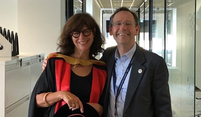 Macquarie University's AIHI congratulates Dr Klay Lamprell on PhD