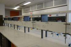 The empty lab