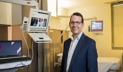 Artificial intelligence improving healthcare