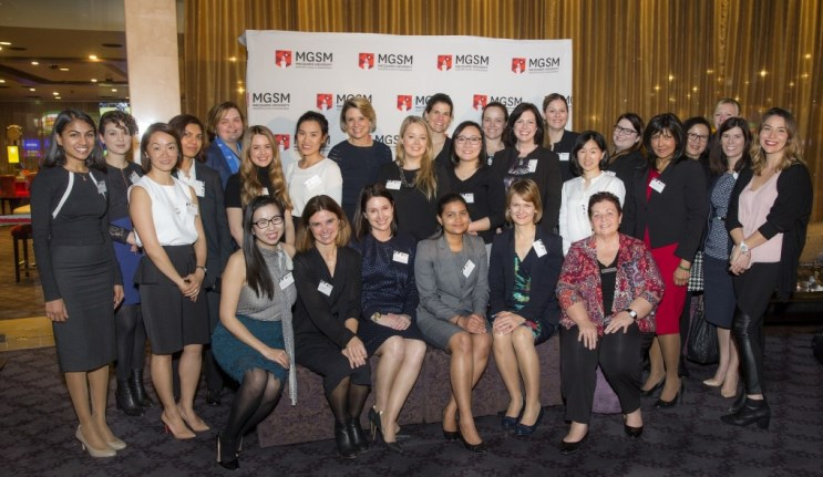 MGSM'S Women in MBA program hits 100 sponsorship target
