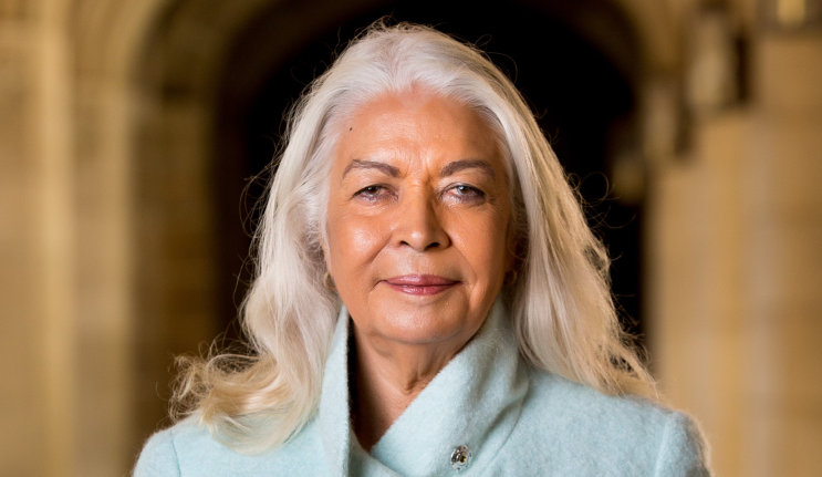 Marcia Langton – speaking out for change
