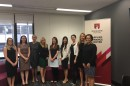 The 2016 Women's Mentoring Program mentors and mentees