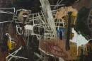 Suzanne Archer artworks, Mac Uni Art gallery
