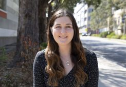 Psychology student Maddison O'Gradey Lee is the team's lived-experience youth advisor.