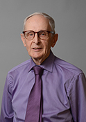 Emeritus Professor Edwin Judge