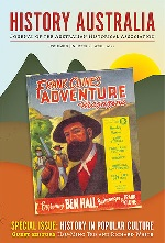 Book cover Frank Clunes' Adventures Magazine
