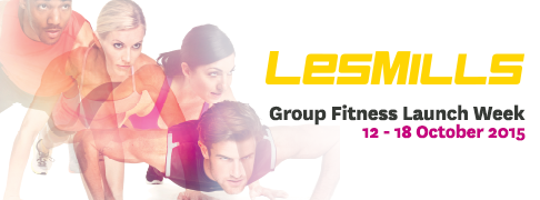 Group Fitness Launch Week Hero