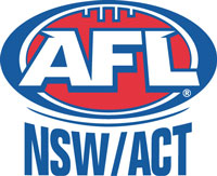 Sport Fields AFL NSW Logo Banner