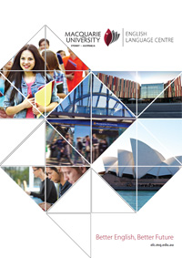 Macquarie University - ELC Brochure 2014