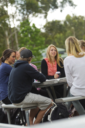 Macquarie University Future Undergrad Students event: school leaver information evening