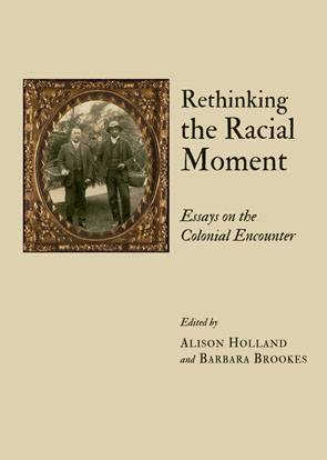 Photo of the book cover Rethinking the Racial Moment.